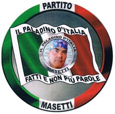 Il Paladino d'Italia Logo